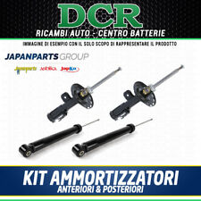 Kit Ammortizzatori Ant e Post JAPANPARTS MM-00182 MM-00181 MM-00180 FIAT PANDA