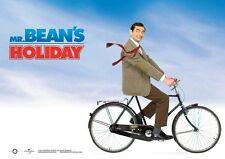 Mr. Bean's Holiday Repro Film POSTER Bike