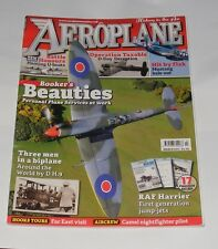 AEROPLANE MONTHLY MARCH 2011 - HAWKER SIDDELEY HARRIER/BOOKER'S BEAUTIES