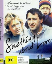 SOMETHING ABOUT LOVE Jennifer Dale RON JAMES new dvd