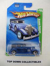 Hot Wheels Classic Blue Packard Treasure Hunts  New Unopened
