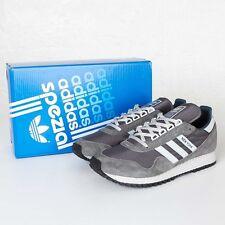 Adidas Spezial de Nueva York (spzl) Zapatillas Talla 8.5 Reino Unido para hombre gris. nuevo En Caja.