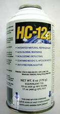CHEAP!! HC-12a, R12a, R-12a, Organic Refrigerant Ozone Safe Replaces R12 & R134a