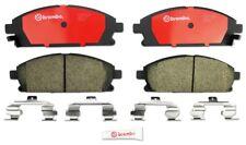 Disc Brake Pad Set-Premium NAO Ceramic OE Equivalent Pad Front Brembo P56040N