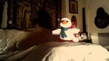 "Annalee COLLECTABLE # 751412 2012  8"" COZY CHRISTMAS DUCK"