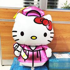 "Giant Supershape Hello Kitty Graduate foil helium balloon 104cm x 63cm 41"" x 25"""