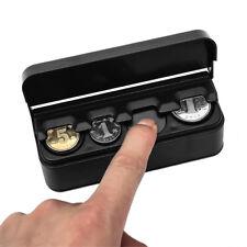 Coin Storage Box Coin Changer Dispenser Plastic Wallet Organizer Holder Taxi Car