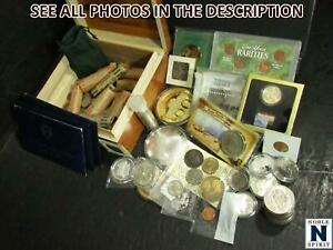 NobleSpirit No Reserve Drawer of Massive Coin Collection w/Silver As Found