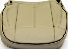 2006 - 2010 HUMMER H3 FACTORY CASHMIRE FRONT DRIVERS LEATHER SEAT CUSHION COVER