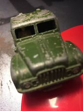 VINTAGE DINKY TOYS NO.641 ONE TON ARMY CARGO TRUCK.