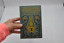 Simon Dale by Anthony Hope 1901 Hardback International Association of Newspapers