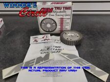 Closeout: AEM 23-630C Tru-Time Cam Gear for Mitsubishi Eclipse 89-94/Turbo 89-99