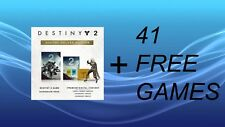 Destiny 2 Digital Deluxe Edition + 41 PS PLUS Games for FREE! *BIG SALE*!