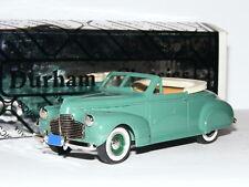 Durham Classics DC-10 1941 Chevrolet Conv 1992 Toronto Toy Show LTD ED 1/43