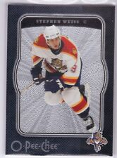 07-08 Upper Deck O-Pee-Chee Black #204 Stephen Weiss #070/100