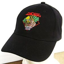 BUDGIE Cap Australian Tour 2009 Limited Edition - NEW!