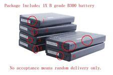 B grade:Original B300 Battery BP3S3P2600(S)P/N:441814400049 87Wh For GETAC