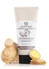 The Body Shop   - Mineral & Ginger Warming Clay Mask 100ml