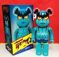 Medicom Be@rbrick 2014 Dynamic Devilman 400% Japan Manga Devil man Bearbrick 1pc
