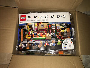 ✨✨Lego Ideas #027 Central Perk (21319) Friends Set Brand New And Unopened✨✨
