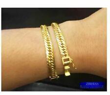 ZERHEA's Solid Japan gold Bracelet 18karat