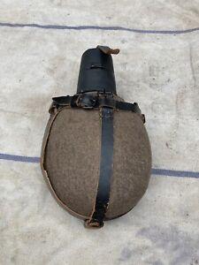 Feldflasche Wehrmacht 2. Weltkrieg WK 2 Militaria