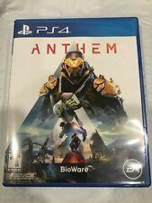 Anthem PS4 PlayStation 4
