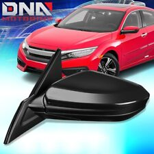 FOR 2016-2020 HONDA CIVIC POWERED+HEATED DRIVER LEFT SIDE DOOR MIRROR HO1320284