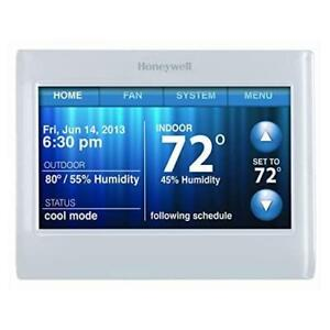 Honeywell TH9320WF5003 Wireless WiFi Thermostat,7 Programmable,1 Pack - White
