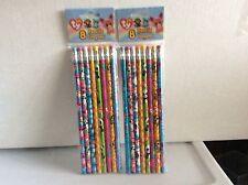 Ty Beanie Boo Pencils-2 Brand New Packs of 8