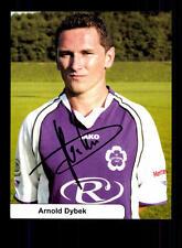 Arnold Dybek Autogrammkarte FC Nöttingen 2004-05 Original Signiert+A 139724