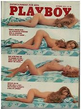 Oct  1974 issue of Playboy Bunnies of 1974