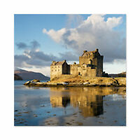 Iliff Eilean Donan Castle Kyle Lochalsh Scotland Photo Wall Art Canvas Print