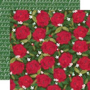 """Holly Days Double-Sided Cardstock 12""""X12""""-Tis The Season - 25 Pack"""