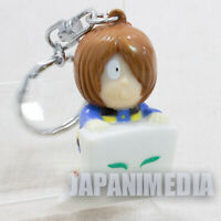 GeGeGe no Kitaro KITARO on Ittanmomen Figure Keychain JAPAN ANIME MANGA