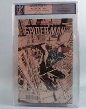 Spider-Man #1 Pgx 9.8 Nm/Mt (not Cgc) ComicsPro Black & White Variant