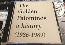 The Golden Palaminos: A History (1986-1989) [CD Compilation_Mau Mau 1992]