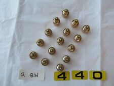 BULB SOCKET ADAPTER - E12 BASE TO E 17 BASE   LOT OF 15
