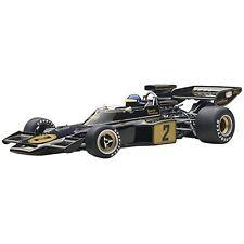 AUTOart 1/18 Lotus 72E 1973 # 2 Ronnie Peterson w/ Driver Figure Composite Model