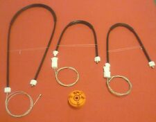 RENAULT MEGANE II Cabriolet window regulator repair kit / front right
