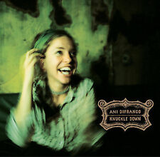 Ani DiFranco CD Knuckle Down [Digipak] Righteous Babe Records RBR042-D COMPLETE