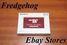 Hi-Definizione SONY DVM-63 Professional MINI DV Videocamera Digitale Nastro/Cassette