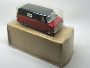 DINKY 410 BEDFORD CF VAN ' SIMPSONS ', MINT, VERY NEAR MINT BOX