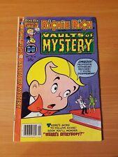 Richie Rich Vaults of Mystery #30 ~ Fine Fn ~ (1979, Harvey Comics)
