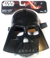 Darth Vader Star Wars Child's Halloween Costume Mask Childs Children Cosplay