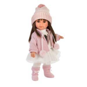 Llorens Sara Winter 35cm Soft Bodied Doll