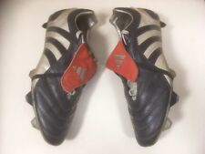 Vintage 2004 Adidas Predator Pulse SG football Boots Uk 11 US11.5 Eu46 OG Mania