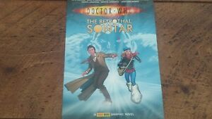 DR/DOCTOR WHO THE BETROTHAL OF SONTAR collected 10th Doctor comic strips David T