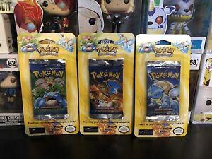 *EMPTY* 1st Edition Base Set Shadowless Booster Pack Art Set - Pokemon Charizard