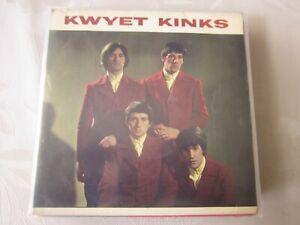 The Kinks               EP     Kwyet Kinks